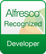 Alfresco Recognized Developer